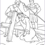 Coloring Page Cross Elegant Photography Stations Of The Cross Coloring Pages The Catholic Kid