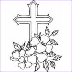 Coloring Page Cross Luxury Images Christmas Cross Coloring Pages Xmas Jesus Cross