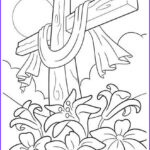 Coloring Page Cross New Photography Top 10 Free Printable Cross Coloring Pages Line