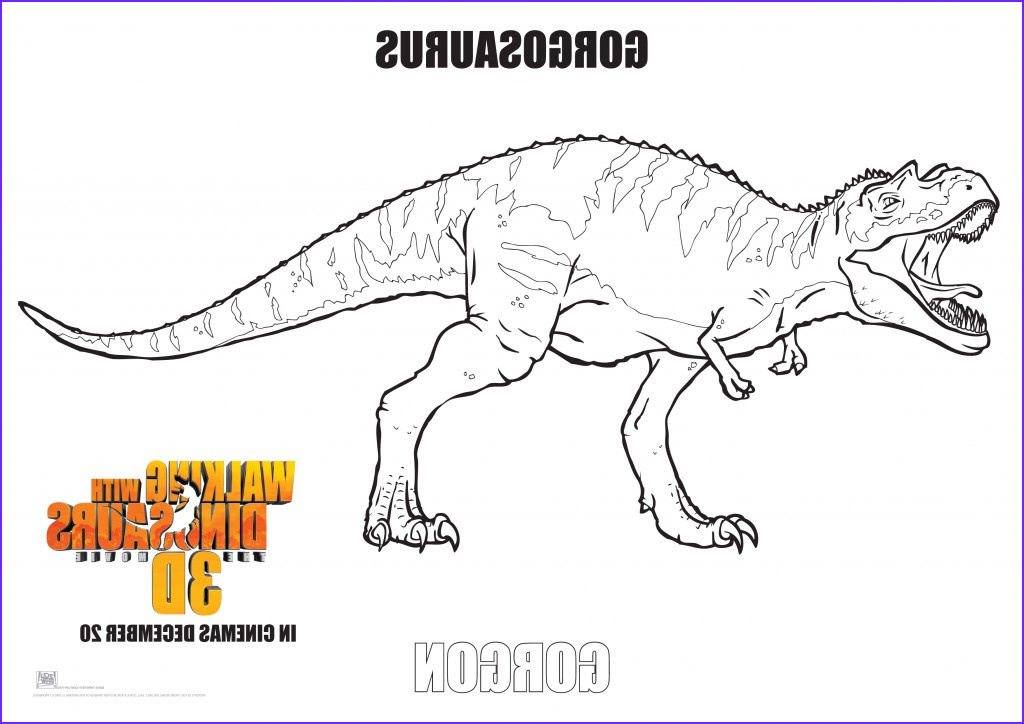Coloring Page Dinosaur Beautiful Photos Walking with Dinosaurs the Movie Blu Ray Dvd Review the