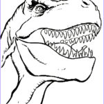 Coloring Page Dinosaur Cool Photos Trex Coloring Pages Best Coloring Pages For Kids