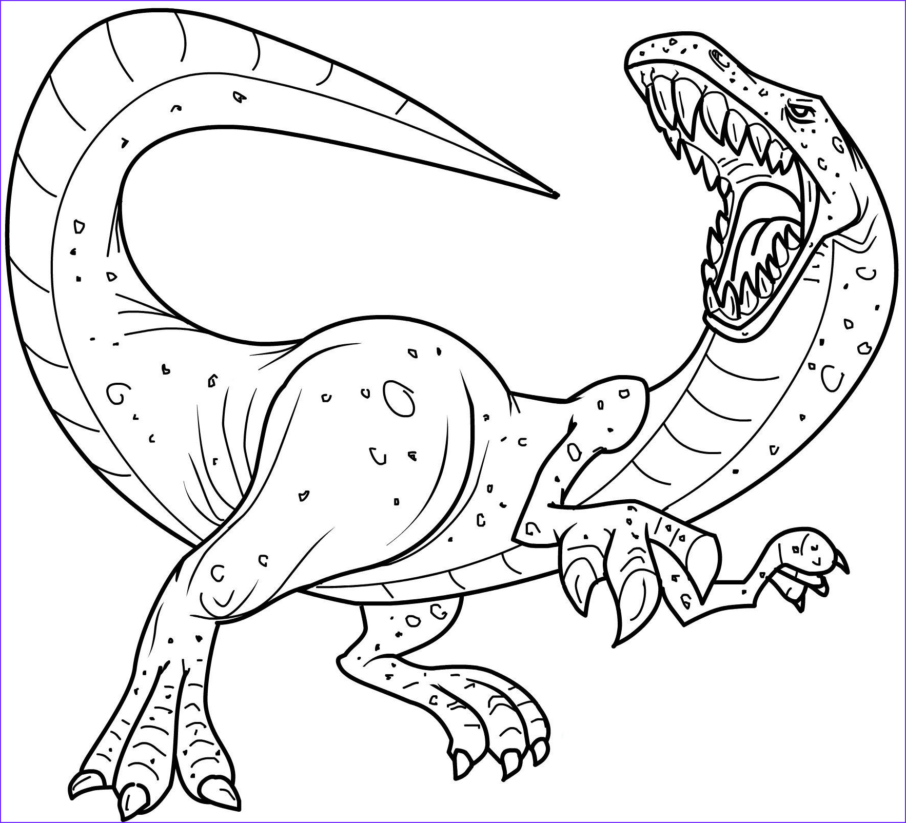 Coloring Page Dinosaur Luxury Photos Free Printable Dinosaur Coloring Pages for Kids