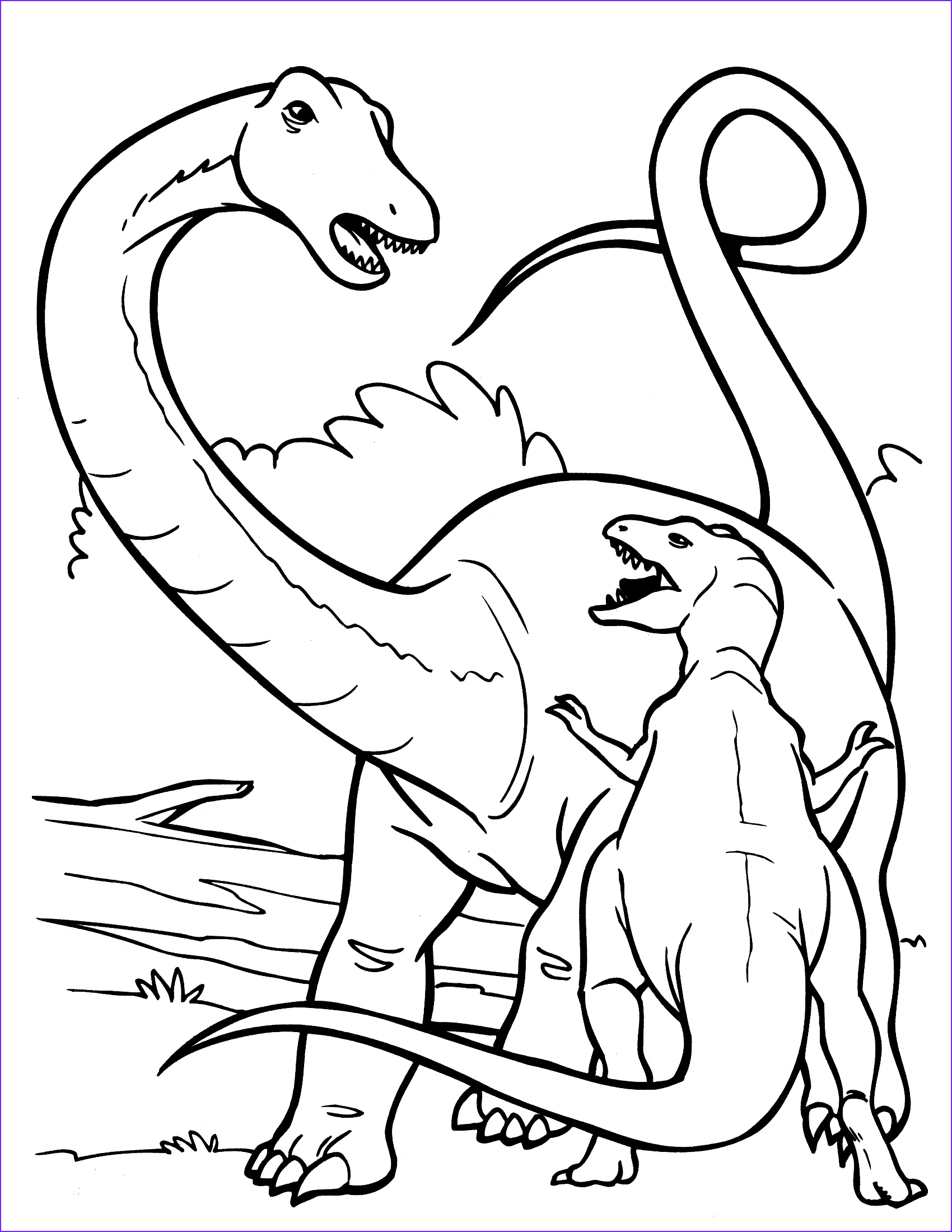Coloring Page Dinosaur New Gallery Dinosaur Coloring Pages