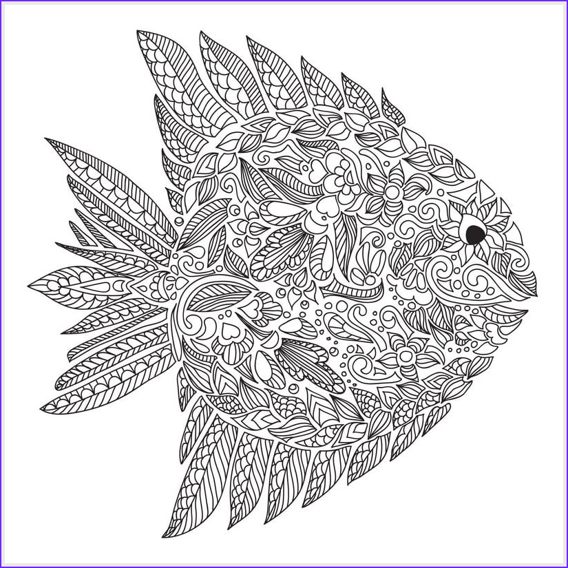 Free Colouring Pages Adults