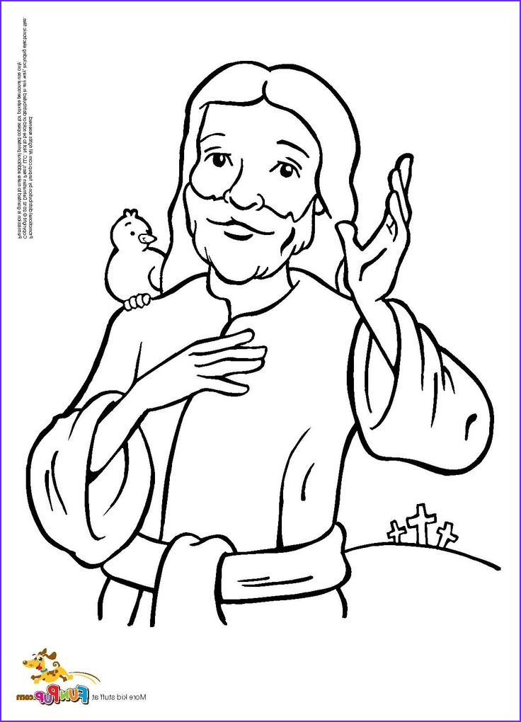 Coloring Page Of Jesus Best Of Gallery Free Printable Coloring Pages A Collection Of Kids and