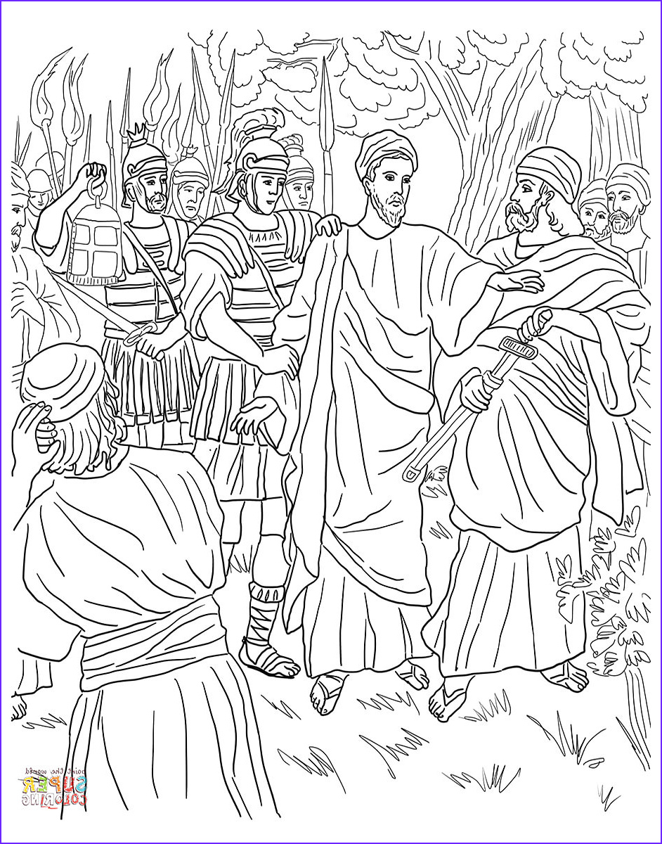 Coloring Page Of Jesus Unique Stock Free Christian Coloring Pages for Kids Children and