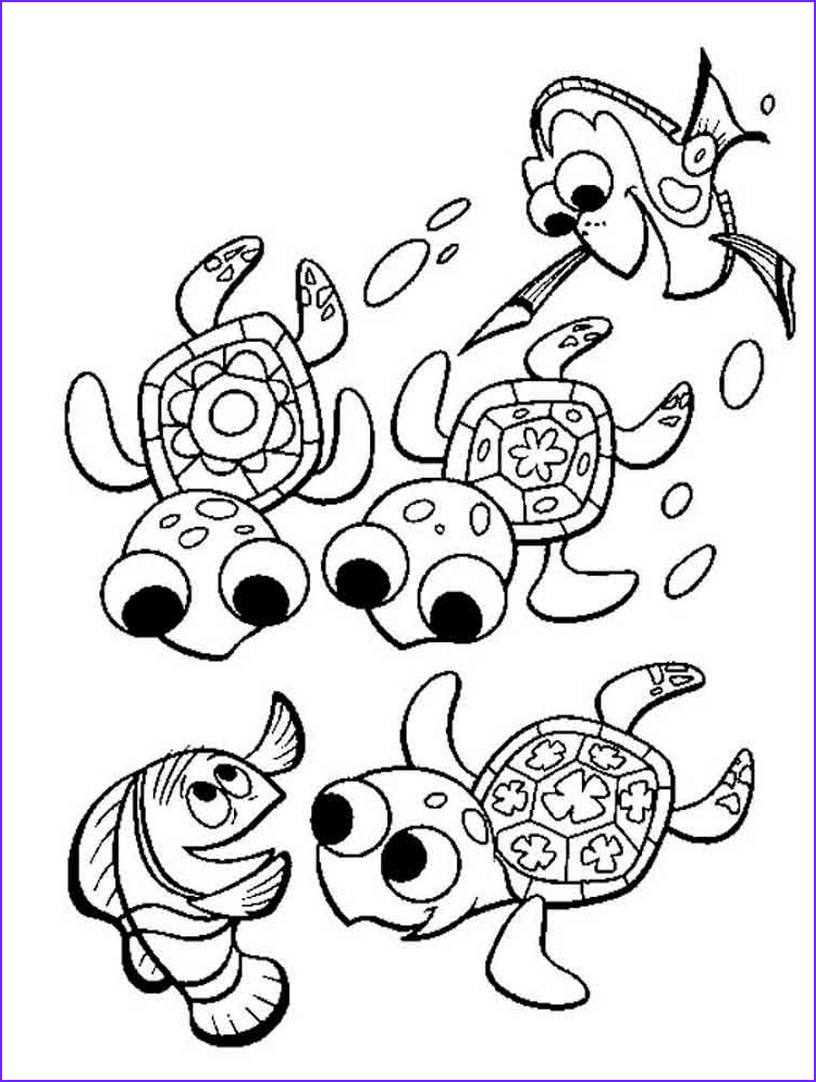 Coloring Page Turtle Luxury Image Turtles Coloring Pages Download and Print Turtles