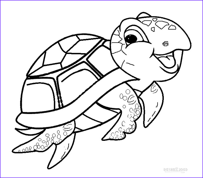 Coloring Page Turtle Unique Photography Printable Sea Turtle Coloring Pages for Kids