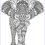 Coloring Pages Animals New Gallery Animal Mandala Coloring Pages Best Coloring Pages For Kids