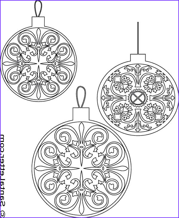 Coloring Pages Christmas ornaments Beautiful Photography Coloring for Adults Kleuren Voor Volwassenen