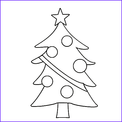 Coloring Pages Christmas Tree Cool Photos Christmas Tree Coloring Sheets 2018 Dr Odd