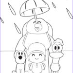 Coloring Pages Com Beautiful Gallery Pocoyo Páginas Para Colorear Best Coloring Pages For Kids