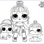 Coloring Pages Com Luxury Gallery Lol Dolls Coloring Pages Babies