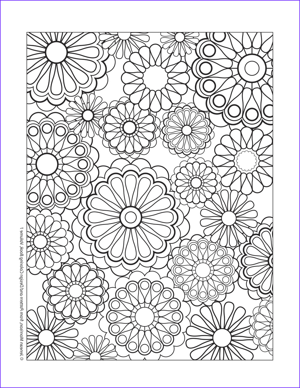 Coloring Pages Designs Beautiful Photography Free Coloring Pages Plicated Patterns