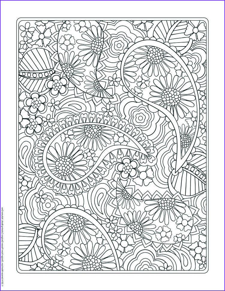 Coloring Pages Designs Best Of Stock Flower Designs Coloring Book