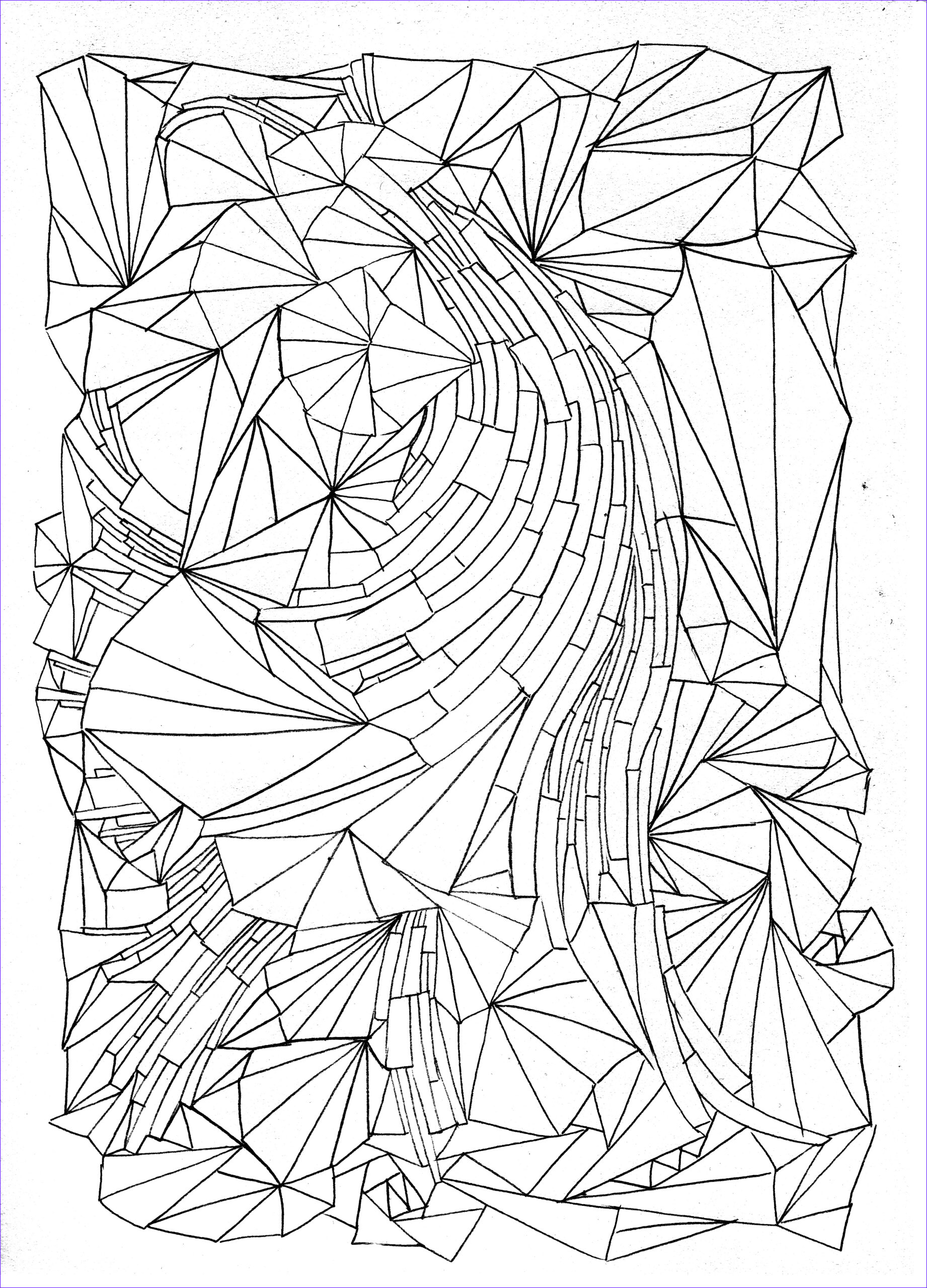 Coloring Pages Designs Inspirational Gallery Colouring Designs – thelinoprinter