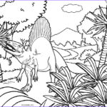 Coloring Pages Dinosaurs Beautiful Image Printable Dinosaur Coloring Pages For Kids