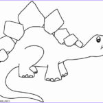 Coloring Pages Dinosaurs Elegant Photos Printable Dinosaur Coloring Pages For Kids