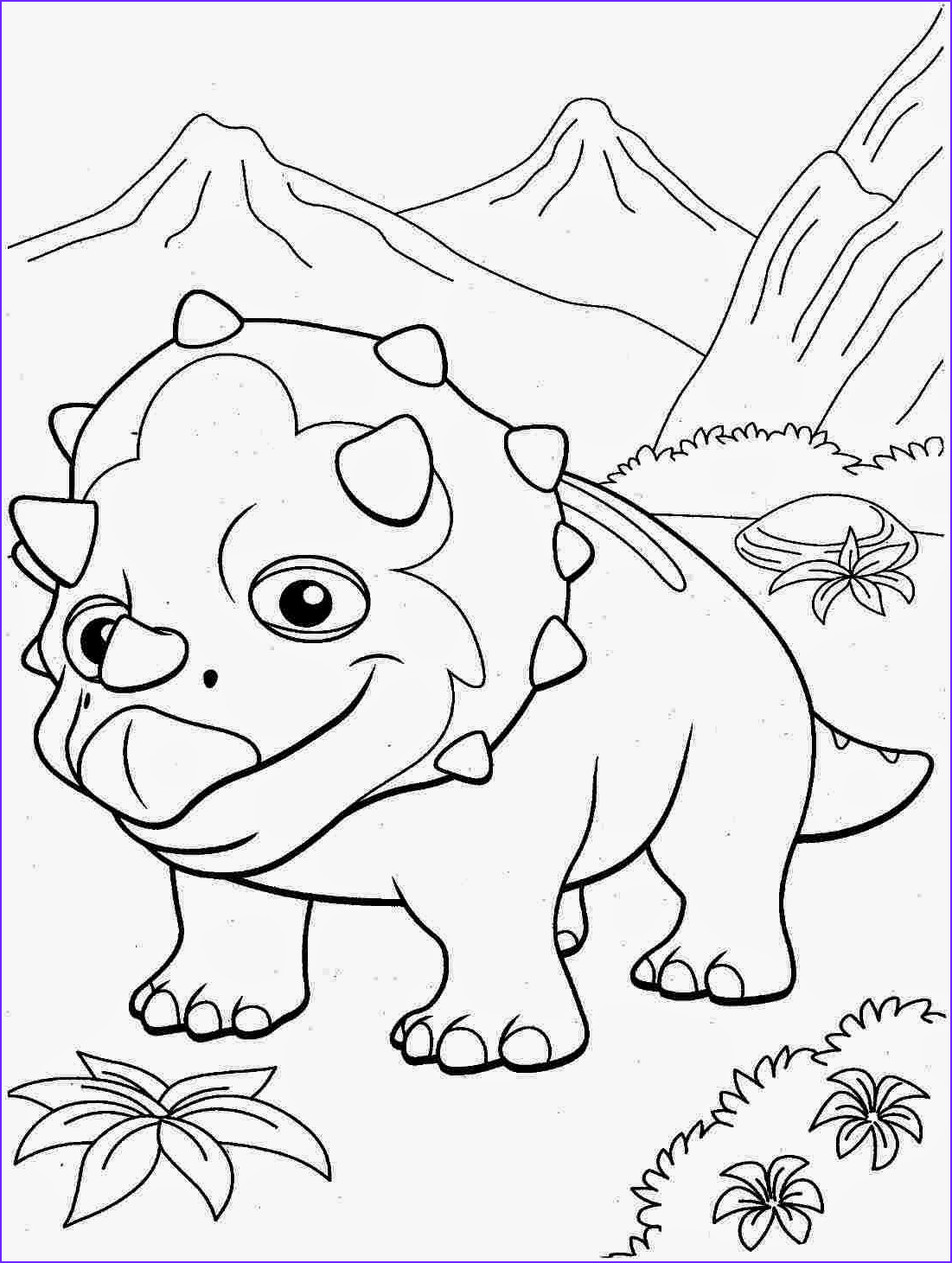 Coloring Pages Dinosaurs Inspirational Photos Coloring Pages Dinosaur Free Printable Coloring Pages