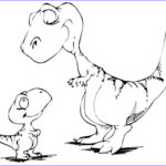 Coloring Pages Dinosaurs Luxury Image Dinosaur Coloring Pages Free Printable Coloring
