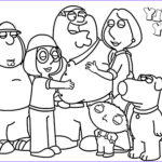 Coloring Pages Family Beautiful Gallery Family Guy Coloring Pages Family Members Free Printable
