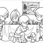 Coloring Pages Family Beautiful Image Free Printable Christian Coloring Pages For Kids Best