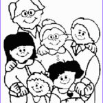 Coloring Pages Family Best Of Image God Made Families Coloring Page
