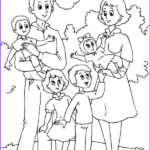 Coloring Pages Family Elegant Photography Theme Family Coloring Pages Juf Milou