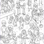 Coloring Pages Family New Gallery Family Reunion
