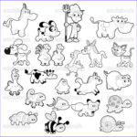 Coloring Pages Farm Animals Awesome Stock Color Sheets For Farm