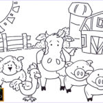 Coloring Pages Farm Animals Beautiful Collection Pin By Caiah Wagner On Agriculture