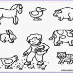 Coloring Pages Farm Animals Best Of Photos Farm Animal Coloring Pages