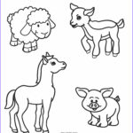 Coloring Pages Farm Animals Cool Photos Free Printable Farm Animal Coloring Pages For Kids