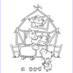 Coloring Pages Farm Animals Elegant Gallery Farm Animal Coloring Pages