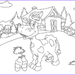 Coloring Pages Farm Animals New Image Farm Animal Coloring Pages