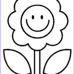 Coloring Pages For 2 Year Olds Best Of Photography Cartoon Happy Flower Coloring Pages
