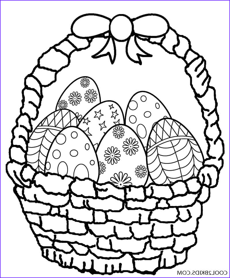 Coloring Pages for Easter Awesome Photos Printable Easter Egg Coloring Pages for Kids