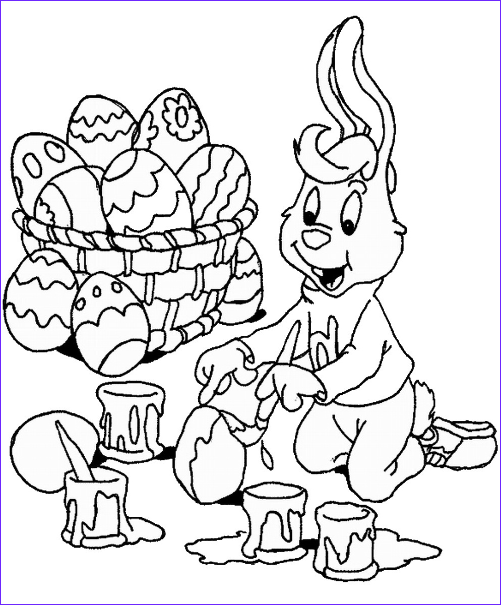 Coloring Pages for Easter Beautiful Photos Easter Coloring Pages