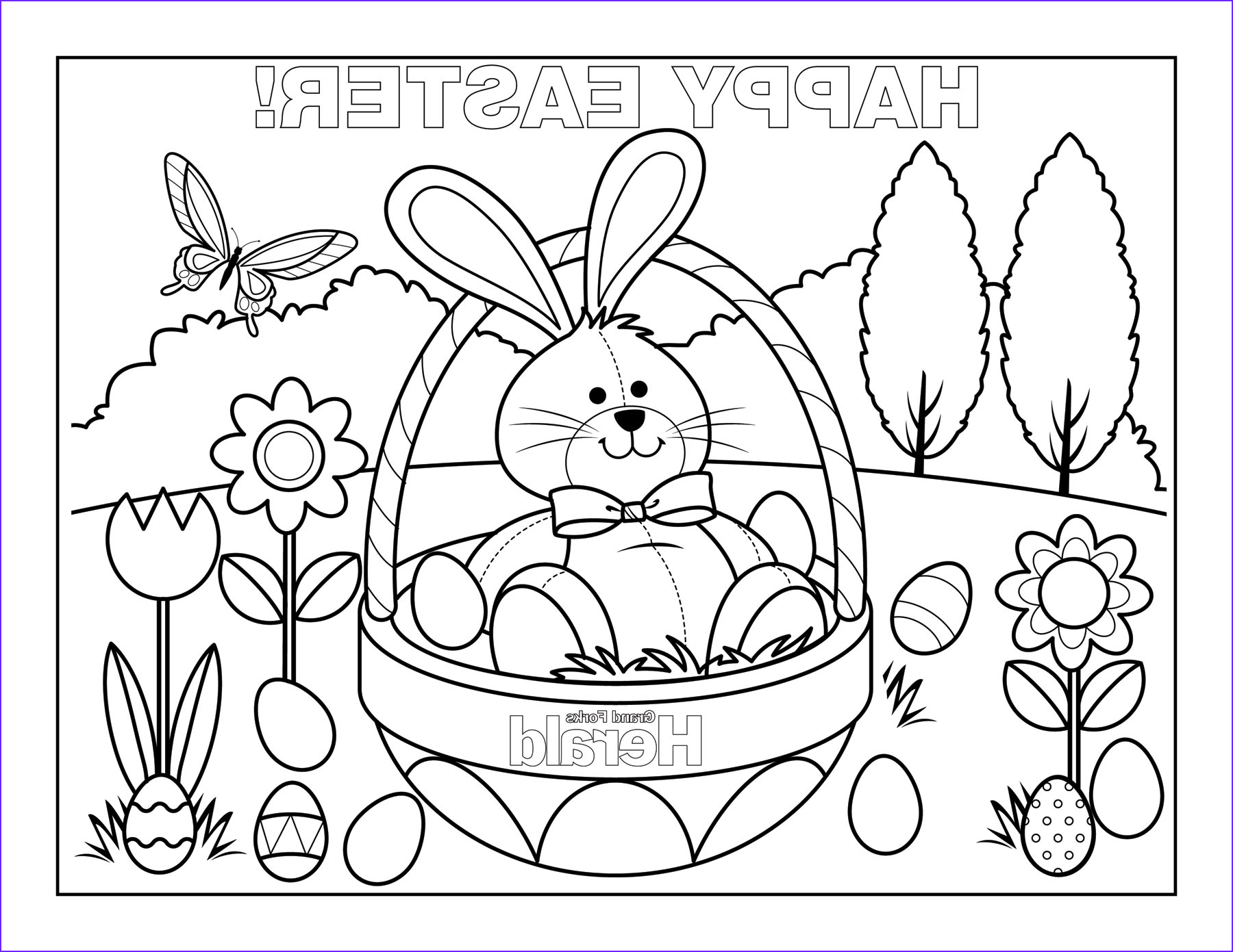 easter coloring pages 3 2