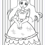 Coloring Pages For Girls Best Of Image Coloring Pages For Girls 7