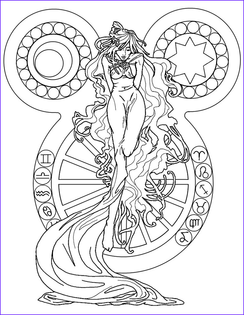 Coloring Pages for Grown Ups Luxury Gallery asatru Coloring Pages