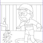 Coloring Pages For Kida New Collection Kenichi Doing Mistake Coloring Page For Kids