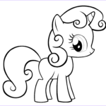 Coloring Pages For Little Kids Beautiful Images Free Printable My Little Pony Coloring Pages For Kids
