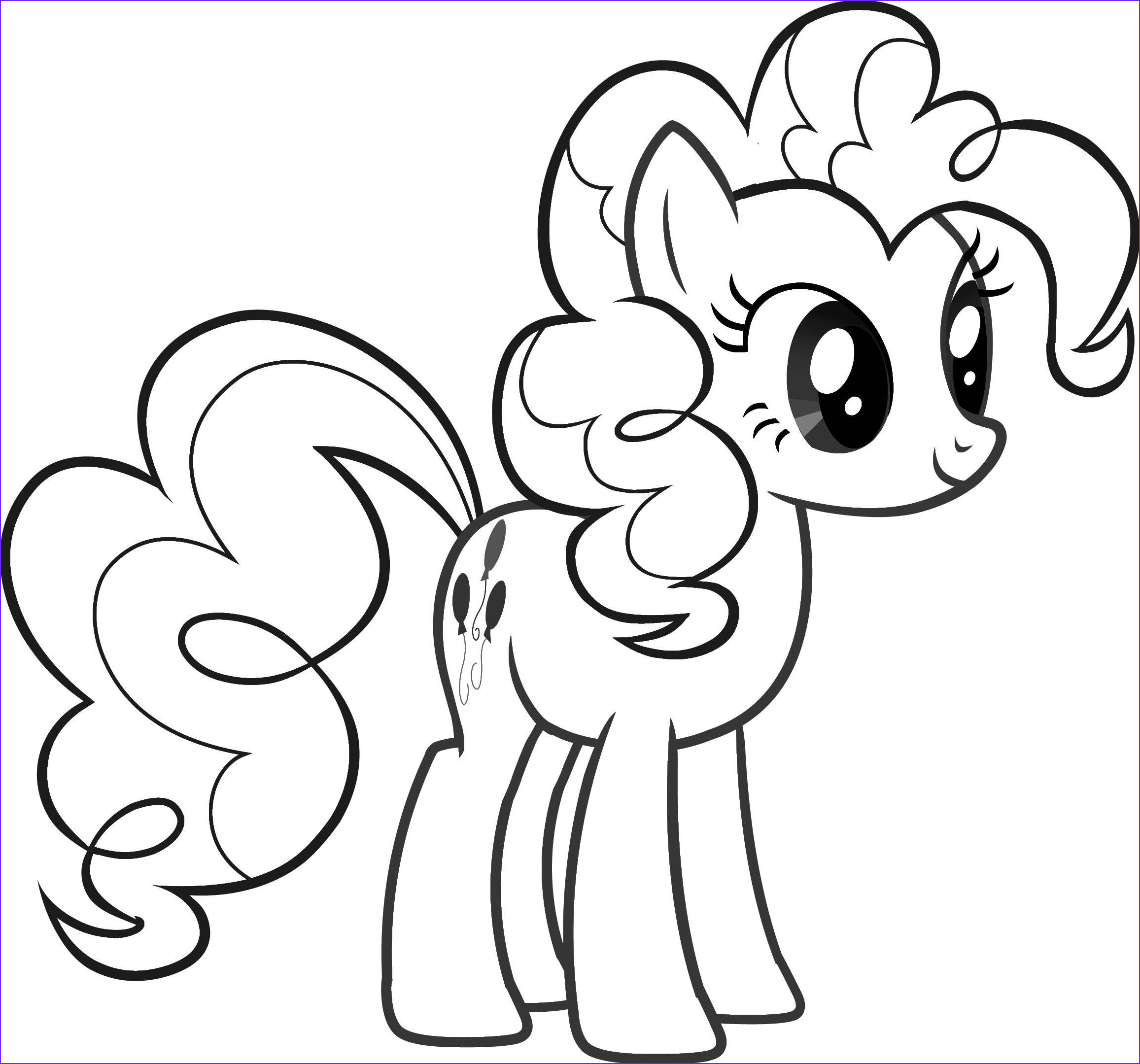 Coloring Pages for Little Kids Beautiful Photos the 2011 ford Mustang Pony Package Kopykake