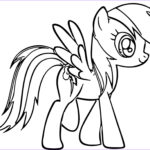 Coloring Pages For Little Kids Best Of Stock Rainbow Dash Coloring Pages Best Coloring Pages For Kids