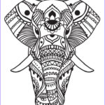 Coloring Pages For Men Best Of Image Elephant Coloring Pages For Adults Best Coloring Pages