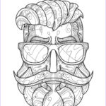 Coloring Pages For Men Luxury Photography Hipster Coloring Pages Printable 2019