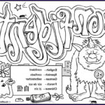 Coloring Pages For Teenagers Graffiti Awesome Stock Cool Graffiti Coloring Pages Coloring Home