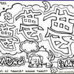 Coloring Pages For Teenagers Graffiti Beautiful Photos Cool Graffiti Coloring Pages Coloring Home