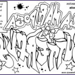 Coloring Pages For Teenagers Graffiti Elegant Photos Graffiti Coloring Sheets Coloring Home